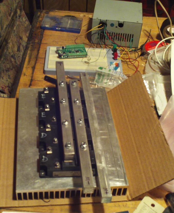 Electric Car Controller Diy Crafts